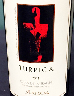 Vancouver International Wine Festival, Argiolas Turriga