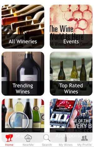 Vancouver International Wine Festival, VanWineFest app